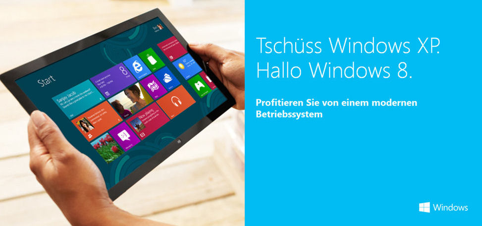TschuessXP-Windows8